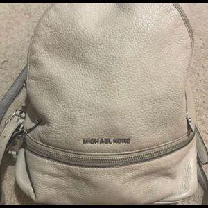 Michael Kors Bag Backpack Purse Used